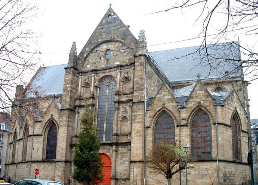 Eglise saint germain rennes