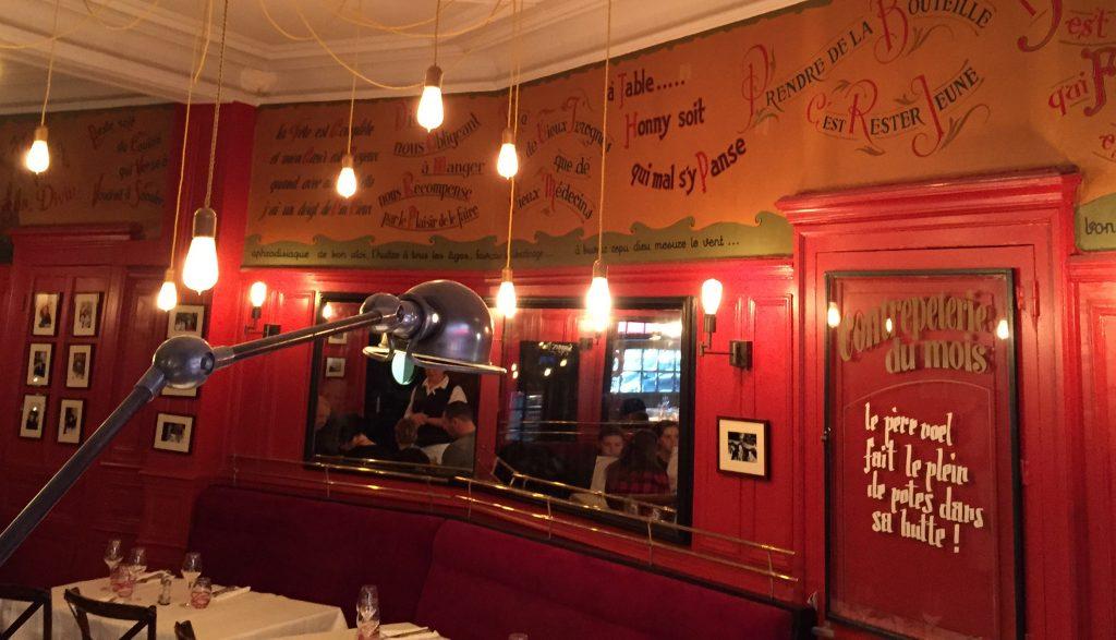 décors retro restaurant brasserie rennes