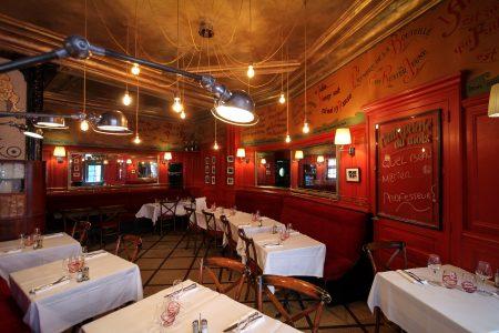 Brasserie Rennes remplie d'histoire