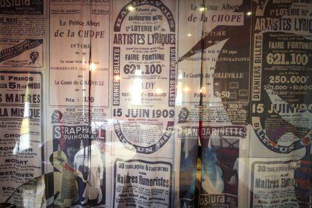 décor ancienne brasserie parisienne à Rennes
