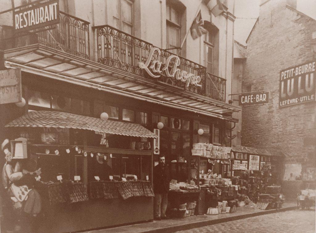La Chope - la plus vieille brasserie rennaise