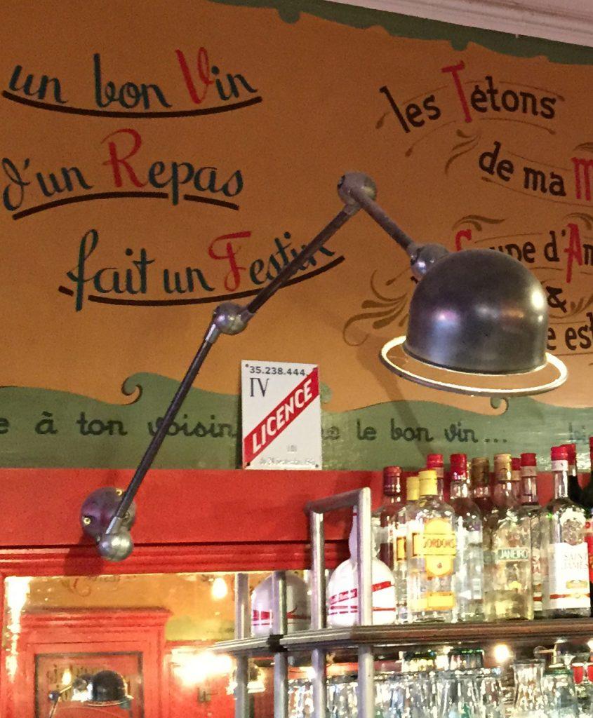 ambiance années folles restaurant rennes