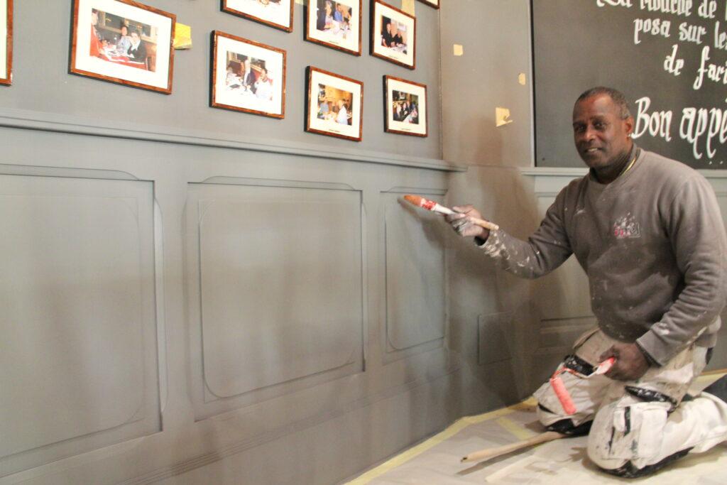 renovation la chope restaurant rennes